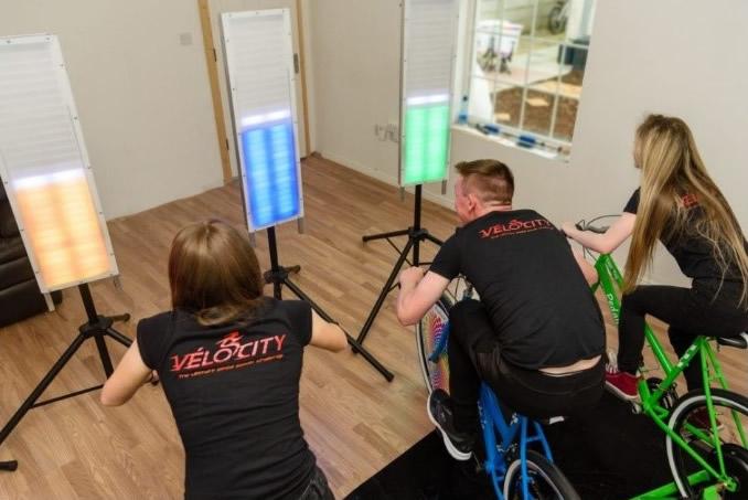 Pedalcents Vélocity Challenge at VetCon 2020