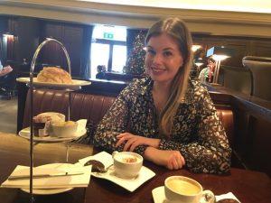Coffee at Fota Island - VetCon 2020