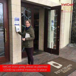 COVID-19 - VetCon going ahead